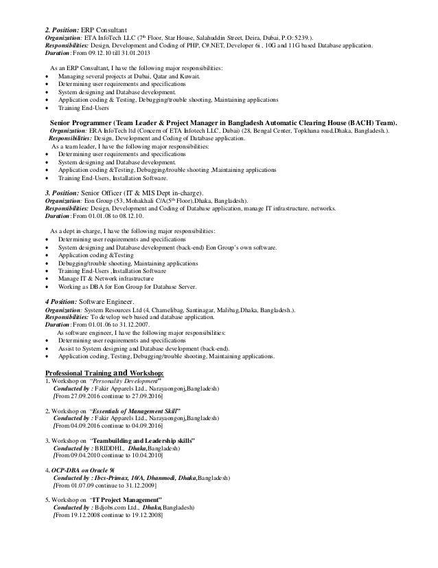 akter resume