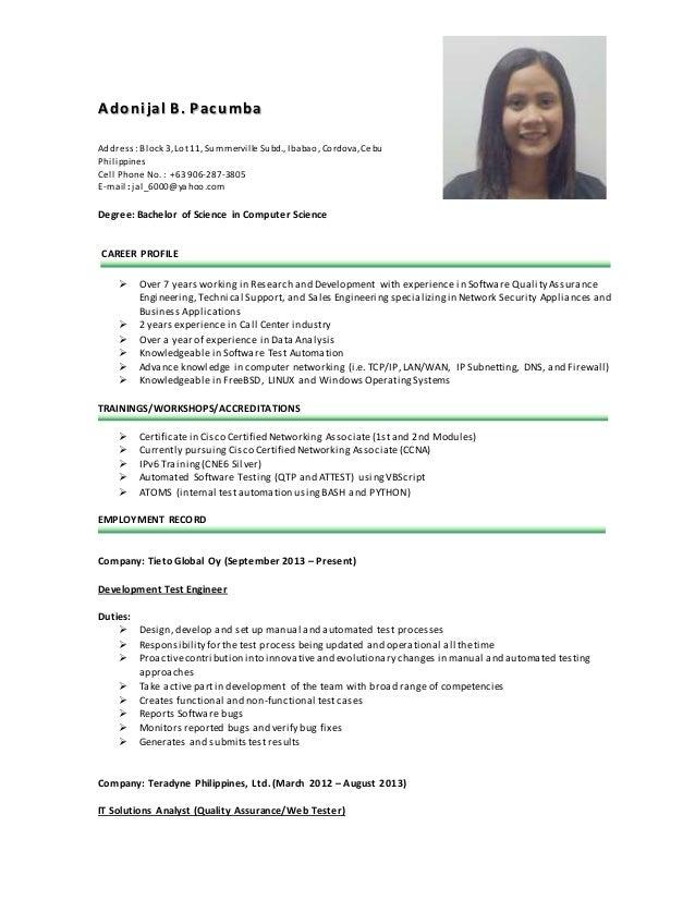 Resume 102714