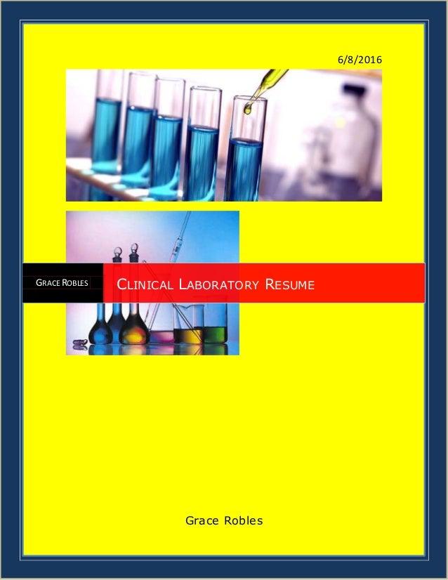 Medical Technologist Resume New
