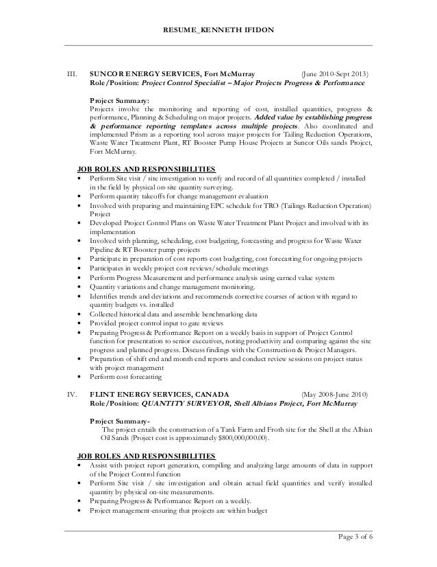 Amazing Suncor Energy Resume Motif - Administrative Officer Cover ...