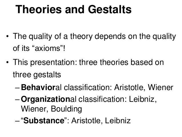 organizational behavior theories taxonomy A taxonomy of selected organizational theories  this research proposes a taxonomy of 16 organizational theories that  organizational behavior theories,.