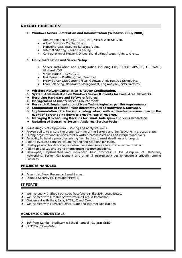 yasin patel resume