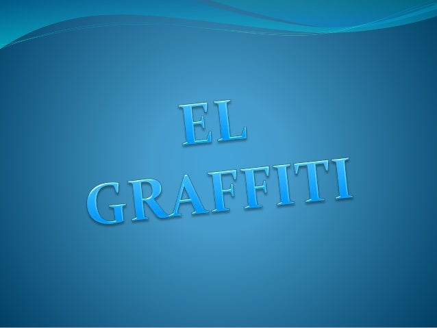 historia del graffiti es un trmino tomado del italiano graffiti plural de graffito