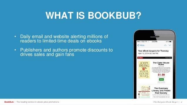 The Bargain Ebook Buyer Slide 2