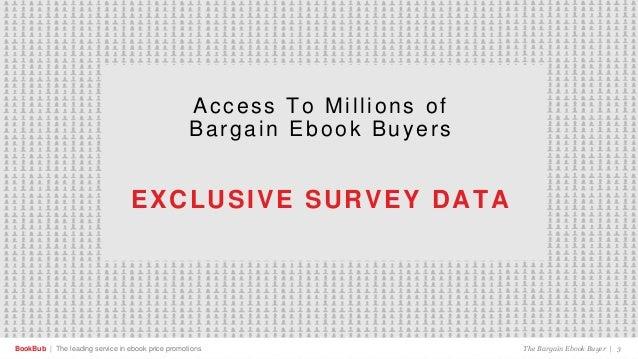 The Bargain Ebook Buyer Slide 3