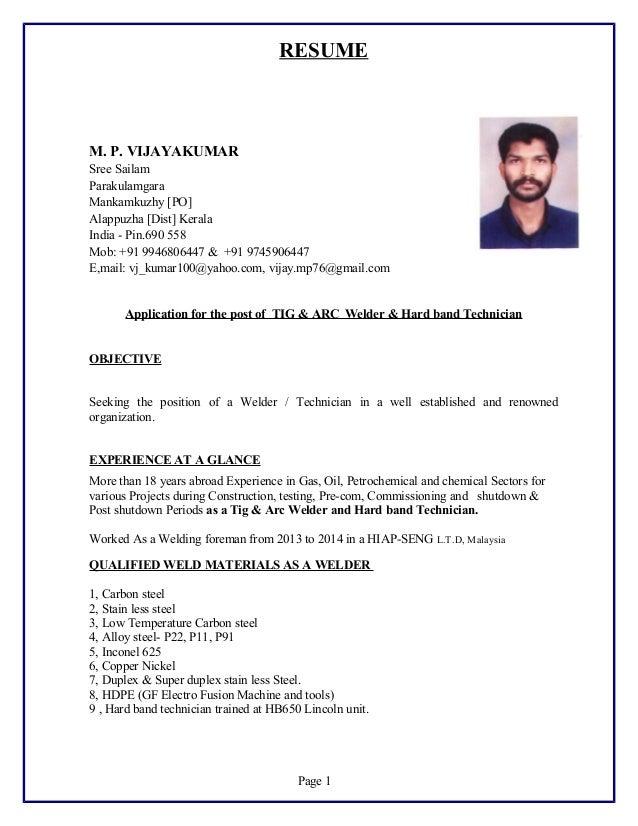 new resum vijayan(2)