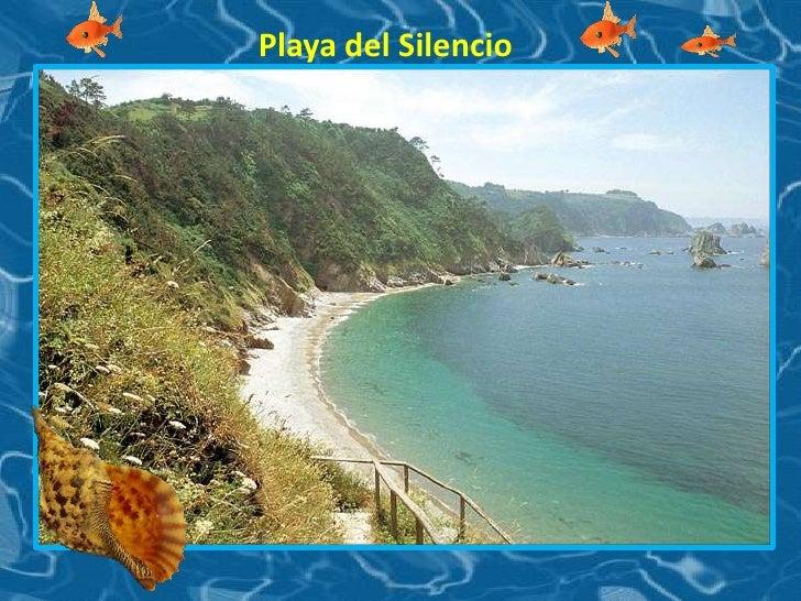 Playa del Silencio <br />