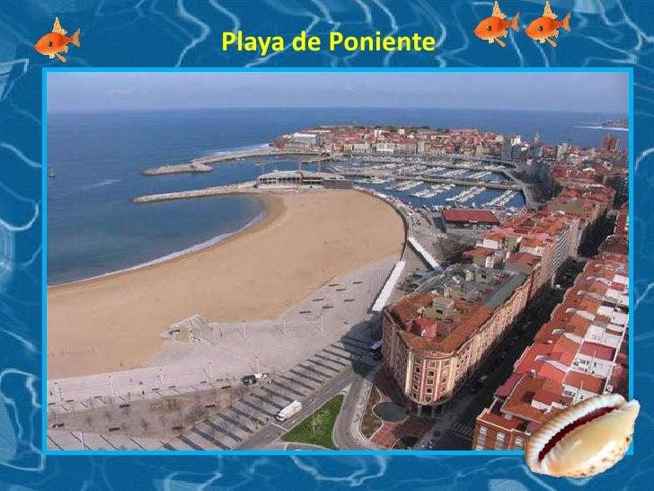 Playa de Poniente <br />