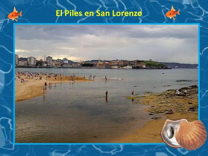 El Piles en San Lorenzo <br />