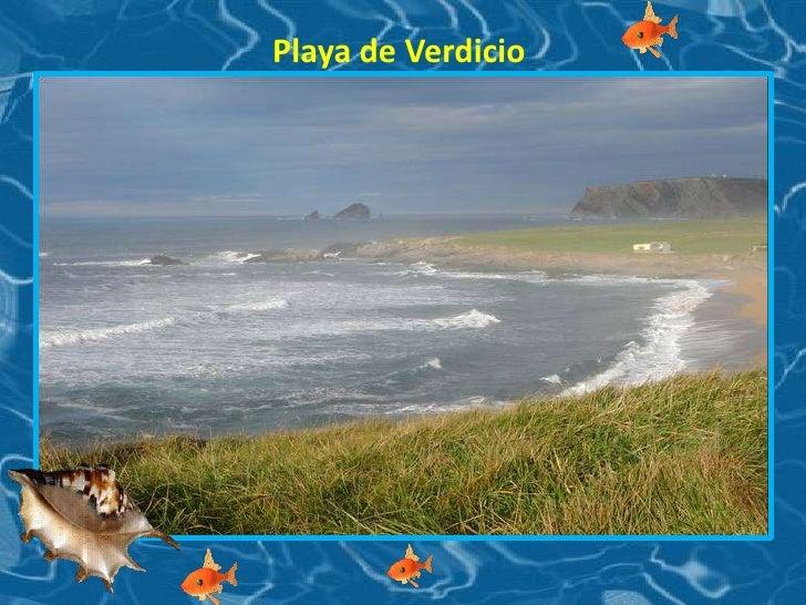 Playa de Verdicio<br />