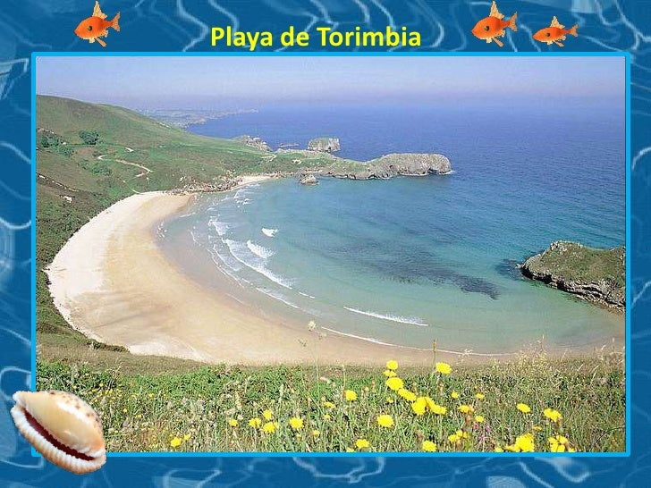 Playa de Torimbia<br />