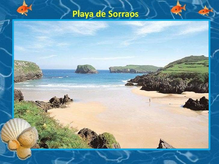 Playa de Sorraos<br />