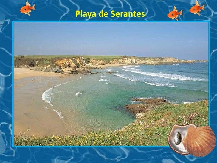 Playa de Serantes<br />
