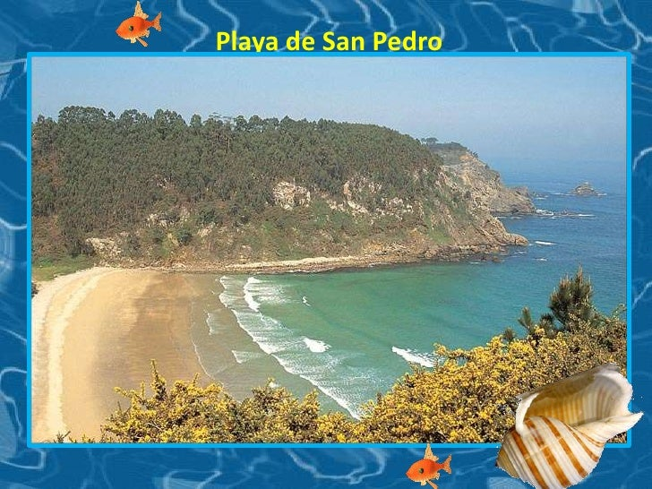 Playa de San Pedro <br />