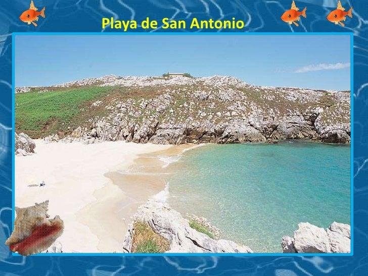 Playa de San Antonio <br />