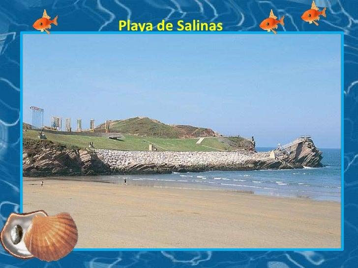 Playa de Salinas <br />