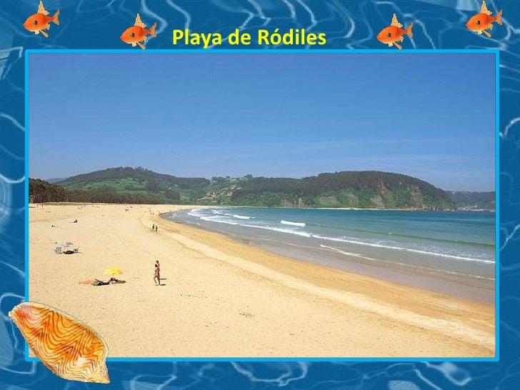Playa de Ródiles<br />
