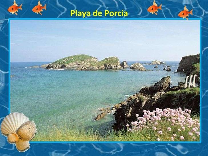 Playa de Porcía<br />