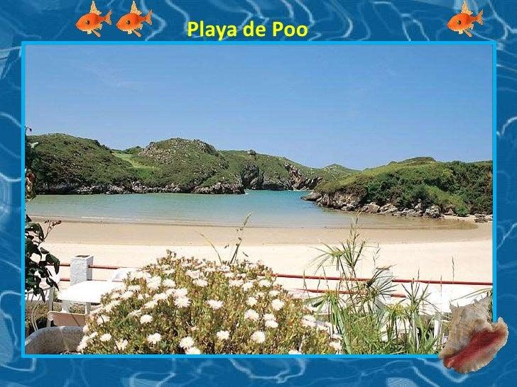 Playa de Poo<br />