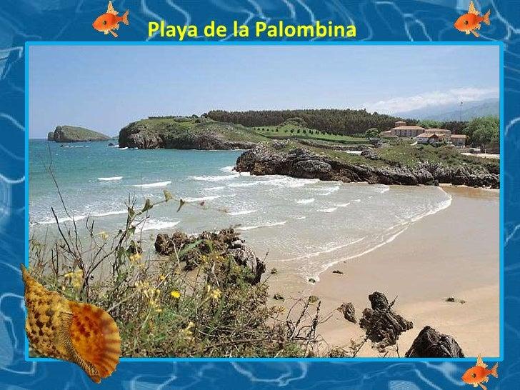 Playa de la Palombina<br />