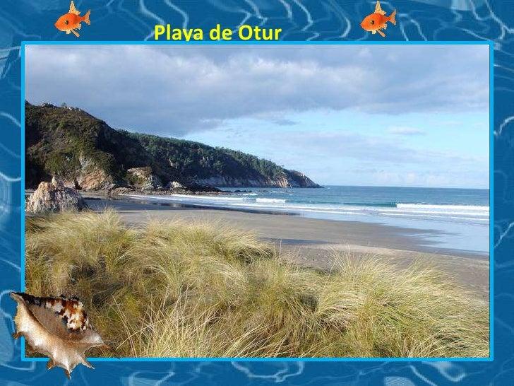 Playa de Otur<br />