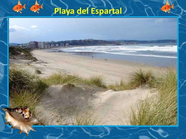 Playa del Espartal <br />