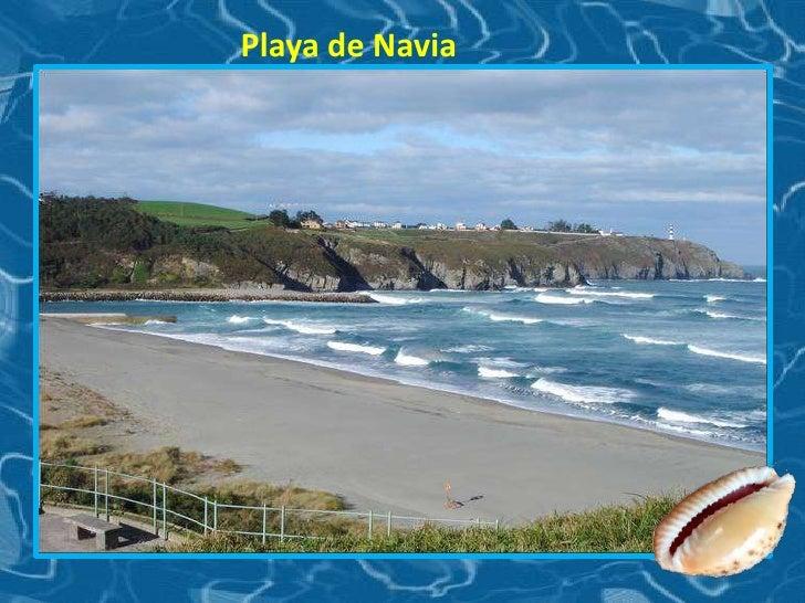 Playa de Navia <br />