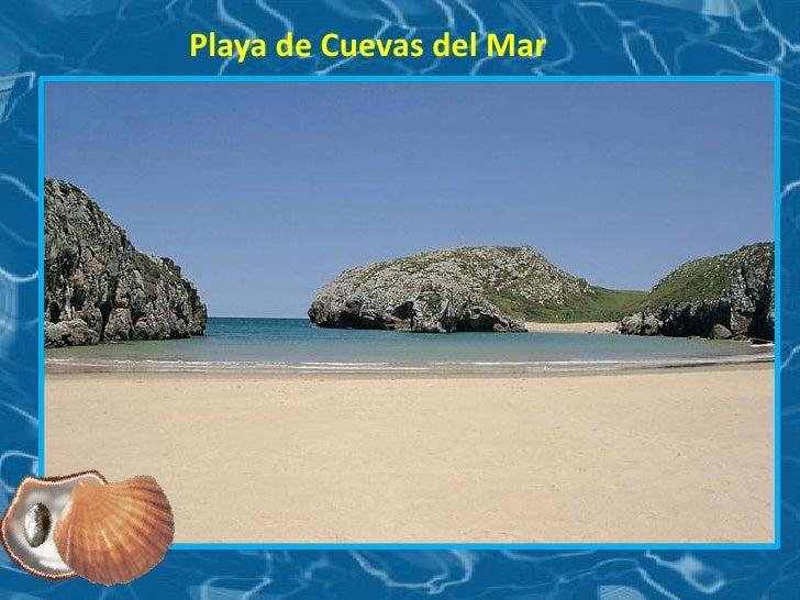 Playa de Cuevas del Mar <br />