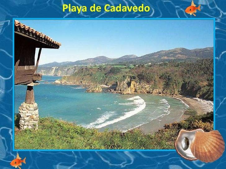 Playa de Cadavedo<br />