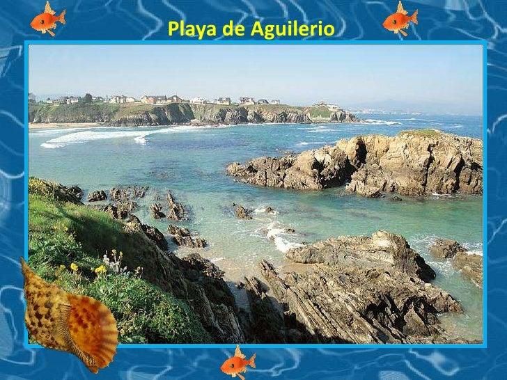 Playa de Aguilerio<br />