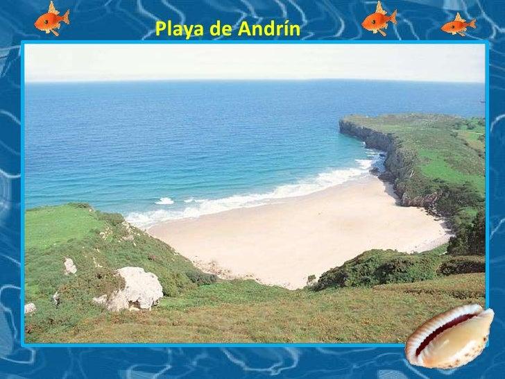 Playa de Andrín<br />