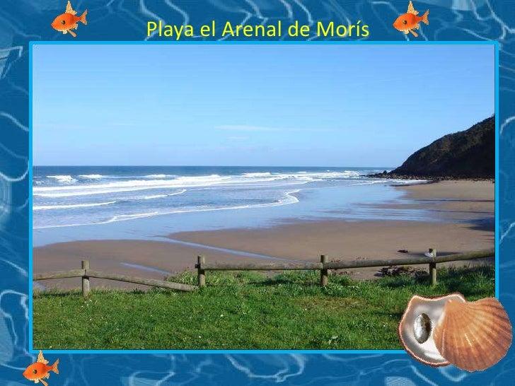 Playa el Arenal de Morís<br />