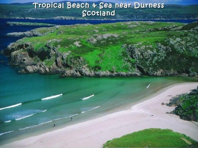 Tropical Beach & Sea near DurnessTropical Beach & Sea near Durness ScotlandScotland
