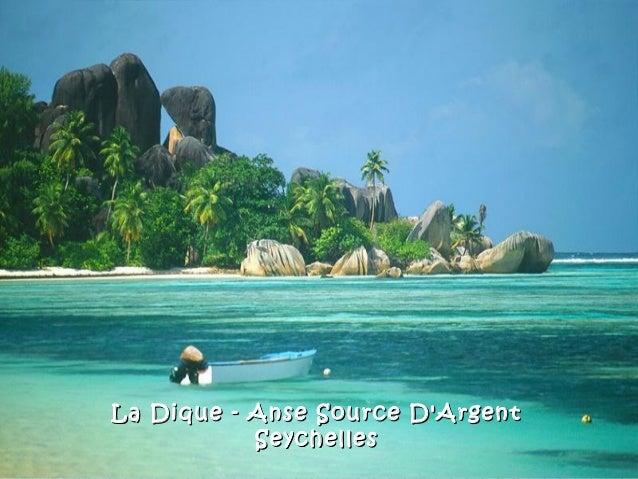 La Dique - Anse Source D'ArgentLa Dique - Anse Source D'Argent SeychellesSeychelles