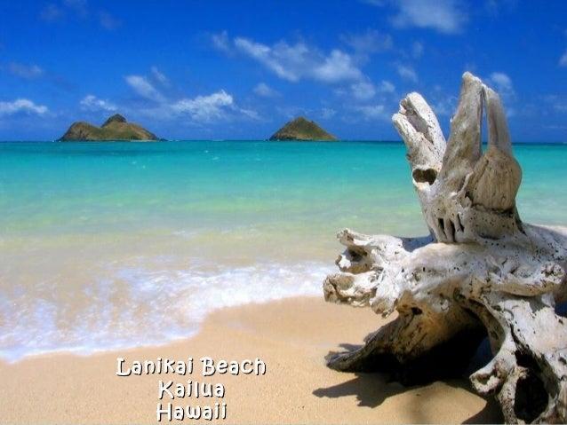 Lanikai BeachLanikai Beach KailuaKailua HawaiiHawaii