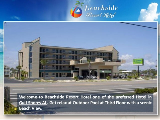 Gulf Shores Al Beach Hotel Rooms