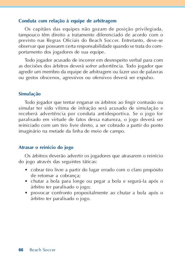 Manual de Regras Oficiais - FIFA  66. 84a7efc1d1827