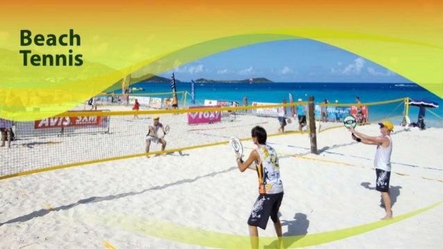 Nordeste vem ajudando o Beach Tennis a se popularizar no paísETTORE REGINALDO TEDESCHI