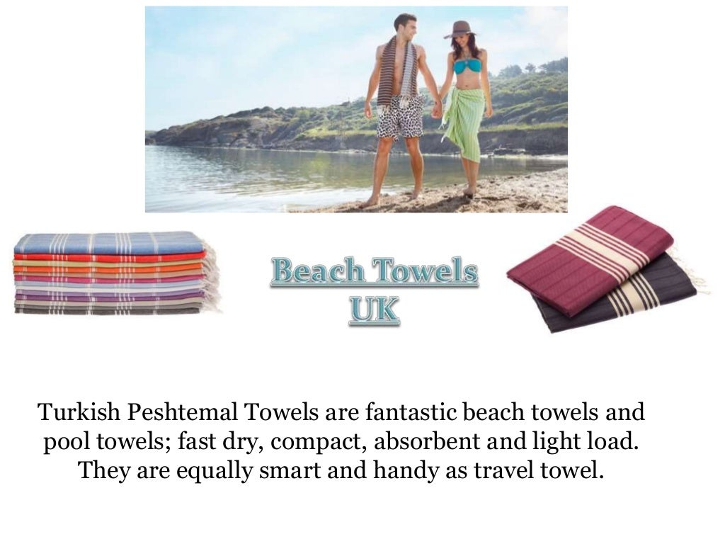 Beach Towels Uk