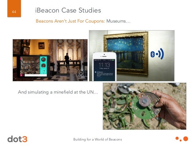 What Will We Do With Beacons Next?