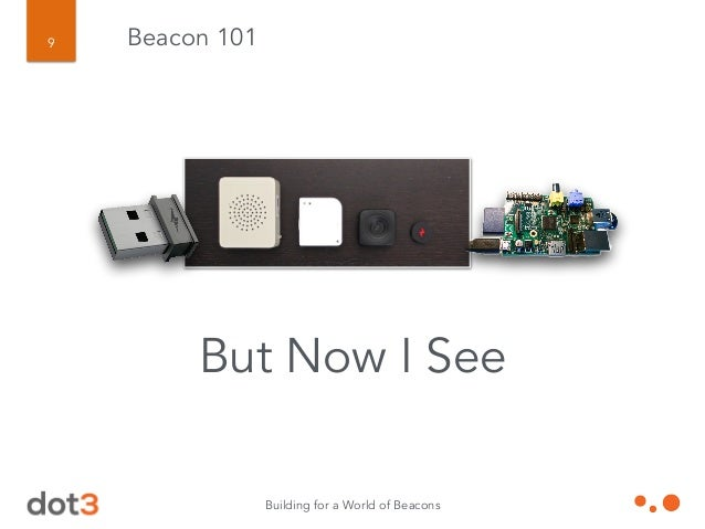 iBeacon 101: The gateway drug for the Internet of Everything