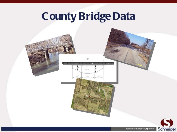 County Bridge Data