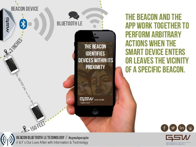 Beacon Bluetooth LE Technology // An Introduction