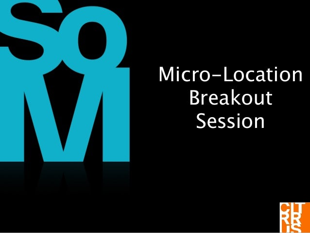 1 Micro-Location