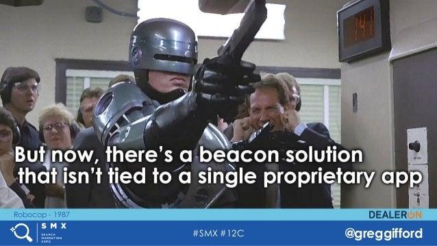 #SMX #12C @greggifford Robocop - 1987
