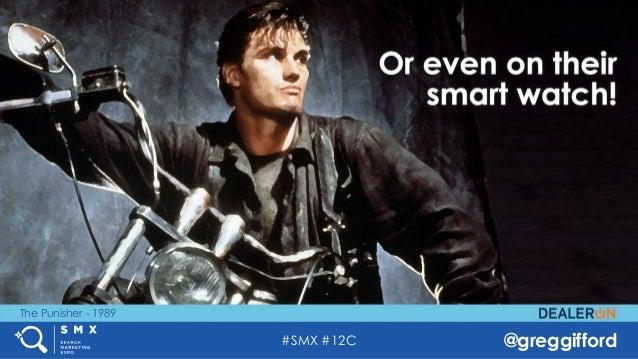 #SMX #12C @greggifford The Punisher - 1989