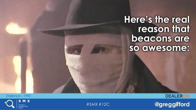 #SMX #12C @greggifford Darkman - 1990