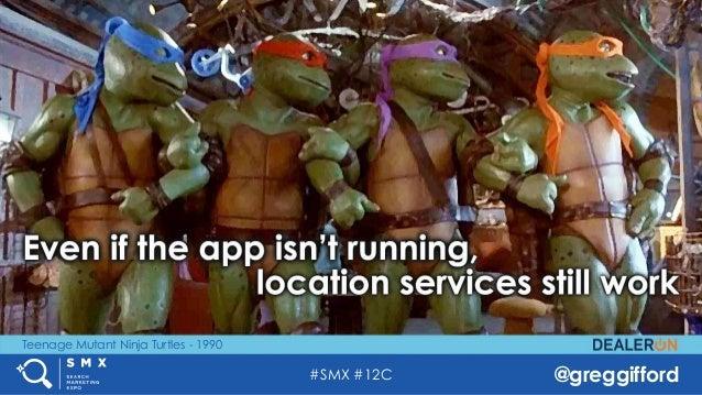 #SMX #12C @greggifford Teenage Mutant Ninja Turtles - 1990