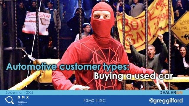 #SMX #12C @greggifford Spider-man - 2002
