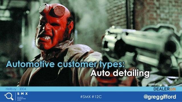 #SMX #12C @greggifford Hellboy - 2004